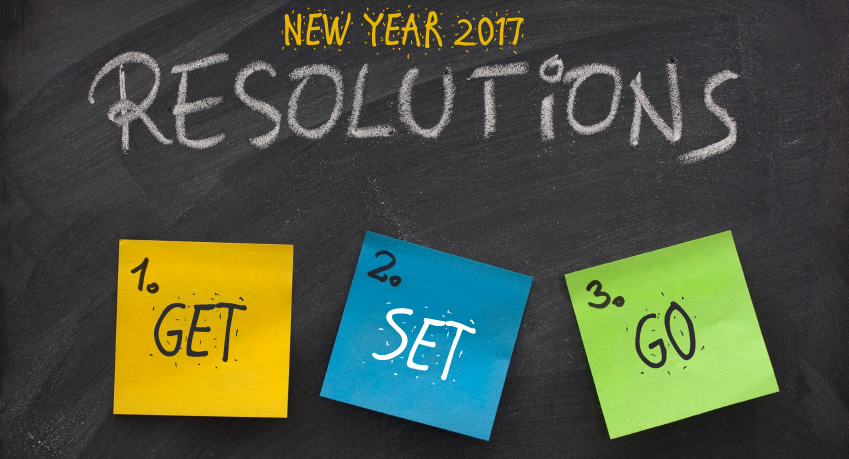 New Year Work Resolutions