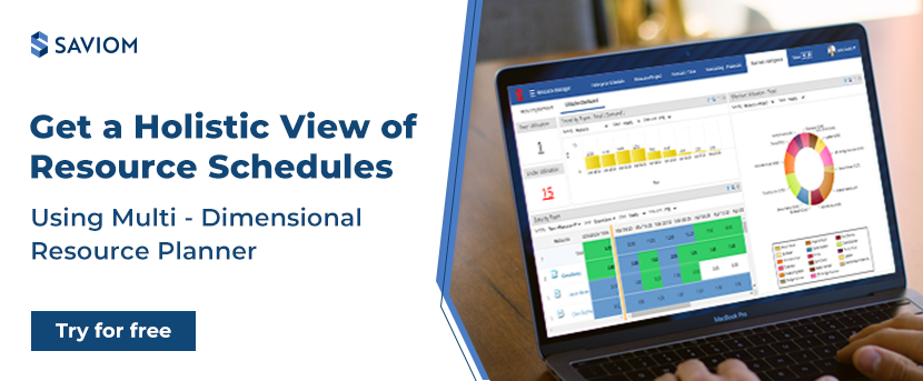 Get a Holistic View of Resource Schedules