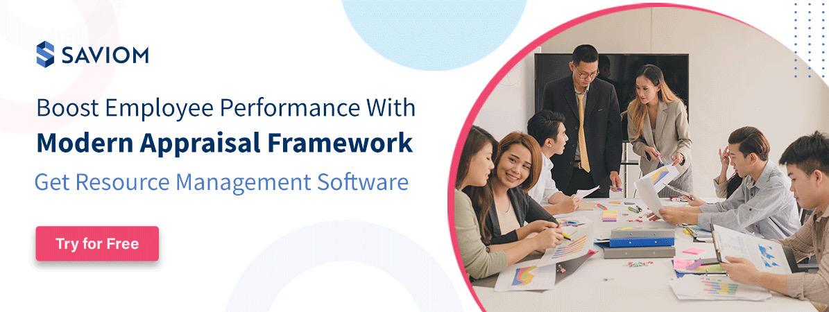 Revamp your performance appraisal framework