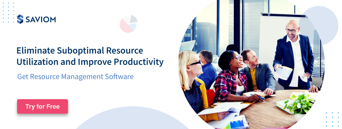 Maximize Profitable Resource Utilization with Modern Resource Management Solution