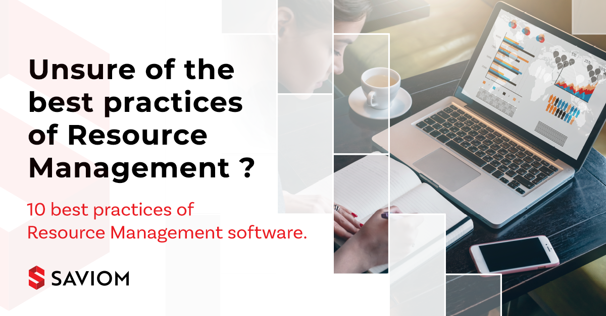 10 Best Practices of Resource Management Software