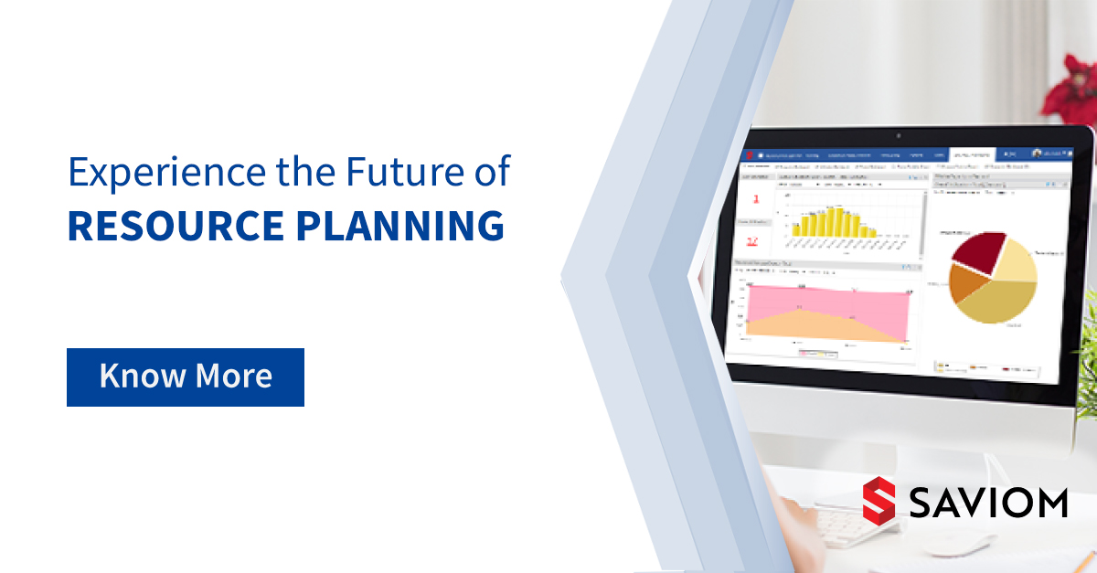 Resource planning is essential in project management