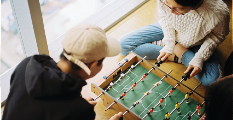 Gamification techniques in workplace