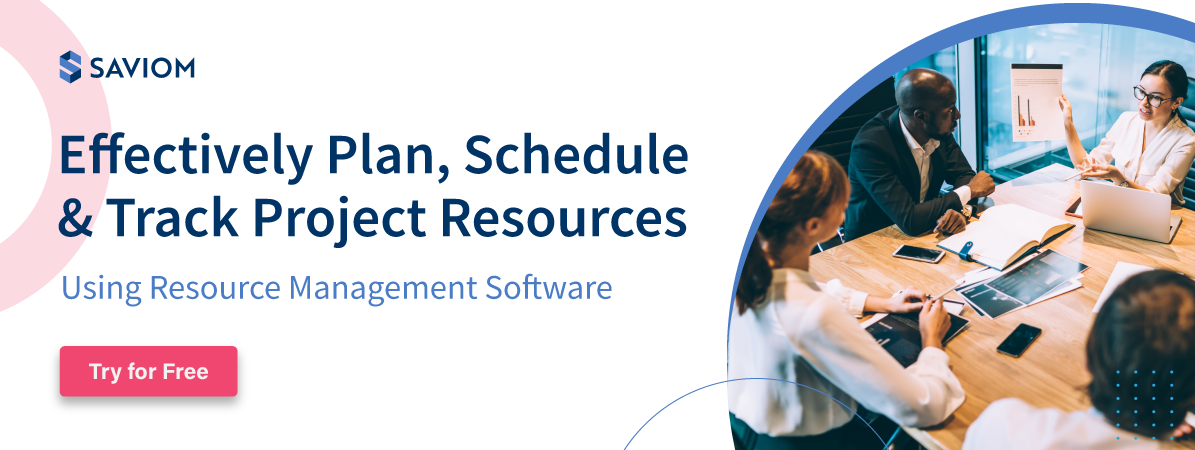 Effectively Plan, Schedule & Track Project Resources