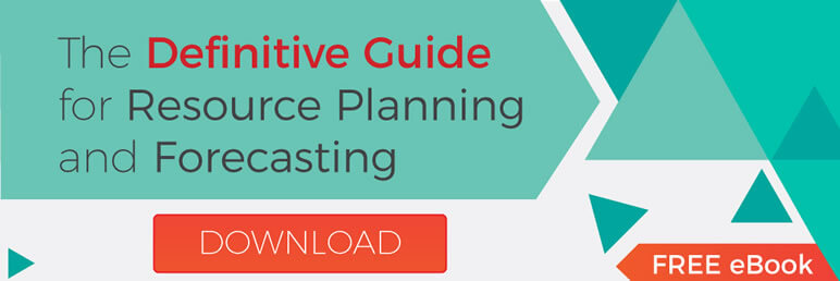 The Definitive Guide for Resource Planning and Forecasting